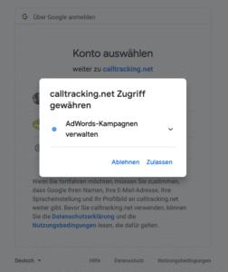 Google Ads Integration 2